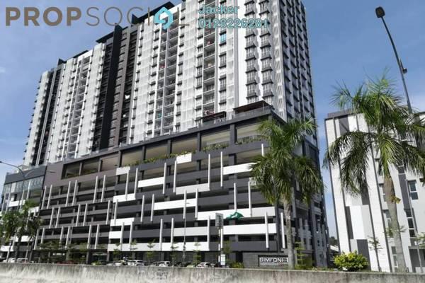 For Rent Condominium at Symphony Residence, Kajang Freehold Semi Furnished 3R/2B 950translationmissing:en.pricing.unit