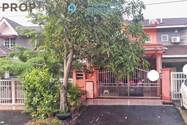 For Sale Terrace at Saujana Impian, Kajang Freehold Unfurnished 4R/3B 475k