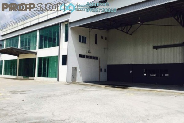 For Rent Factory at Taman Perindustrian Murni Senai, Senai Freehold Unfurnished 0R/8B 80k