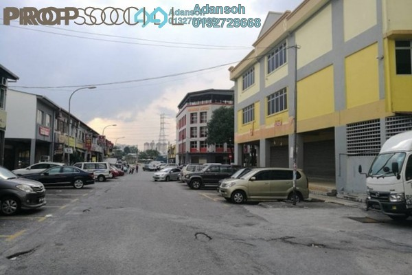 For Rent Shop at Taman Jinjang Baru, Jinjang Freehold Unfurnished 0R/3B 10k