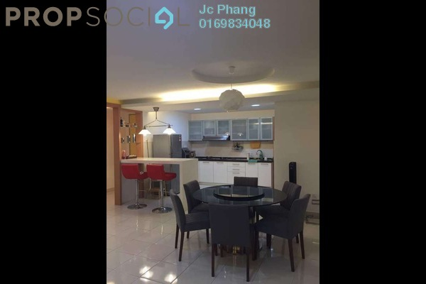 For Rent Condominium at Koi Kinrara, Bandar Puchong Jaya Freehold Fully Furnished 3R/2B 1.8k