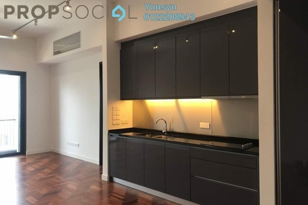 For Sale Serviced Residence at The Mews, KLCC Freehold Semi Furnished 1R/1B 1.74m