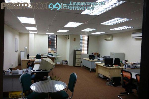 For Rent Office at Taman Menjalara, Bandar Menjalara Freehold Fully Furnished 0R/0B 1.3k
