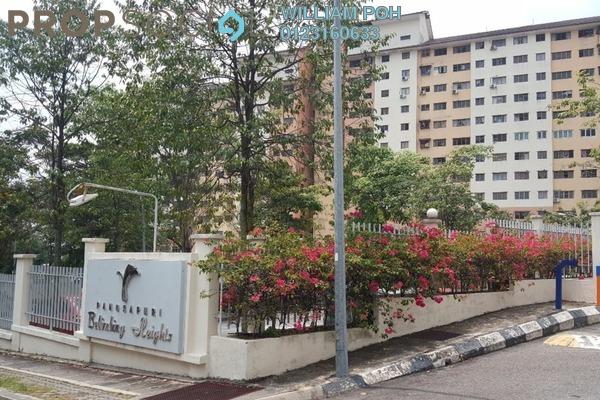 For Sale Condominium at Belimbing Heights, Seri Kembangan Freehold Fully Furnished 5R/3B 460k