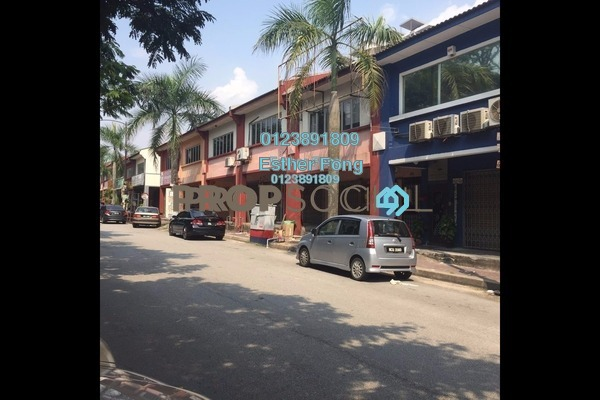 For Rent Shop at Saujana Damansara, Damansara Damai Freehold Semi Furnished 2R/2B 2.5k