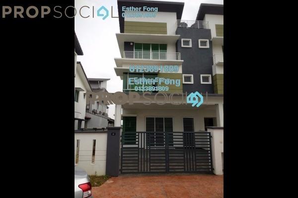 For Sale Semi-Detached at Taman Sentosa, Klang Freehold Semi Furnished 5R/4B 768k