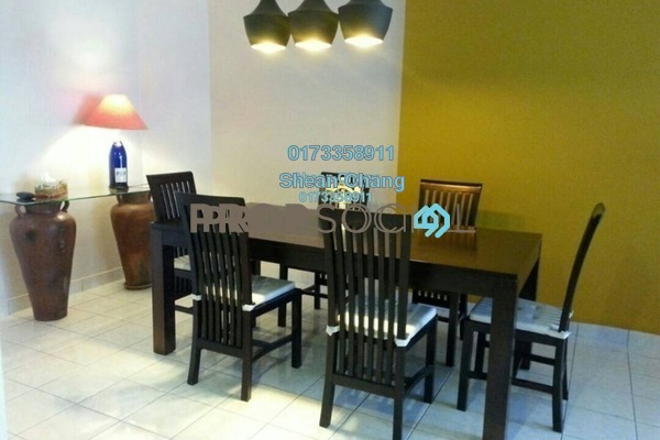 For Sale Condominium at Laman Suria, Mont Kiara Freehold Fully Furnished 2R/2B 680k