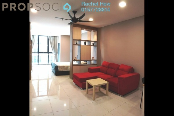 For Rent SoHo/Studio at Atria, Damansara Jaya Freehold Fully Furnished 0R/1B 1.7k