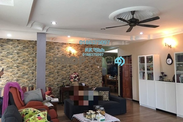 For Sale Semi-Detached at Taman Klang Jaya, Klang Freehold Semi Furnished 4R/3B 638k