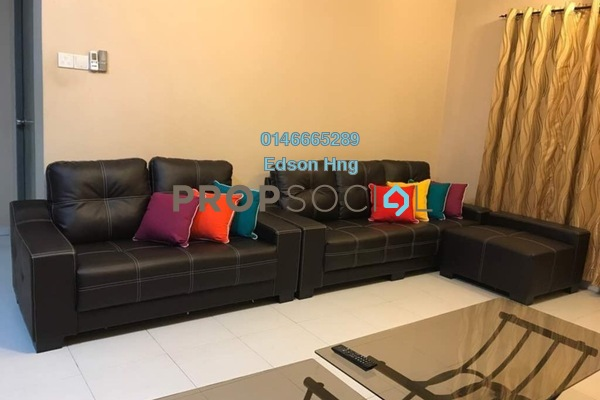 For Rent Condominium at Suria Jelatek Residence, Ampang Hilir Freehold Fully Furnished 3R/2B 2.3k
