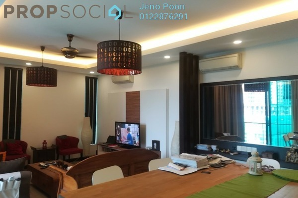 For Rent Condominium at The Treez, Bukit Jalil Freehold Fully Furnished 3R/2B 4.5k