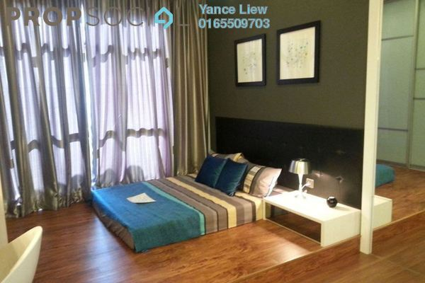 For Rent Serviced Residence at Silk Sky, Balakong Freehold Fully Furnished 1R/1B 1.3k