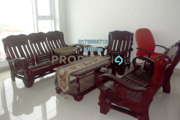 For Rent Condominium at The Scott Garden, Old Klang Road Freehold Fully Furnished 2R/2B 2.5k