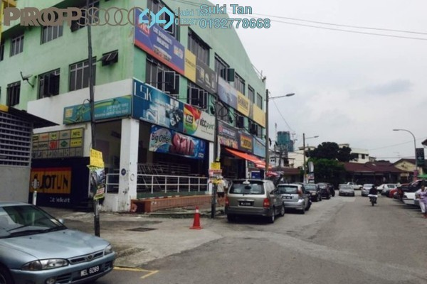 For Rent Shop at Taman Jinjang Baru, Jinjang Freehold Unfurnished 0R/0B 10k