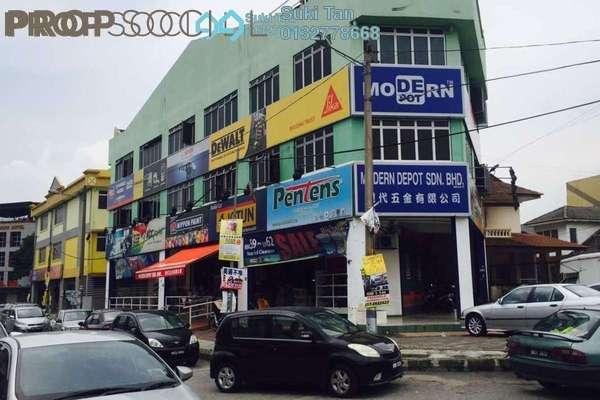 For Rent Shop at Jinjang Selatan, Jinjang Freehold Unfurnished 0R/0B 4.5k