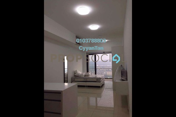 For Rent Condominium at The Elements, Ampang Hilir Freehold Fully Furnished 0R/1B 1.8k