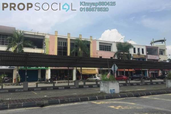 For Sale Shop at Pusat Bandar Rawang, Rawang Freehold Unfurnished 0R/0B 950k