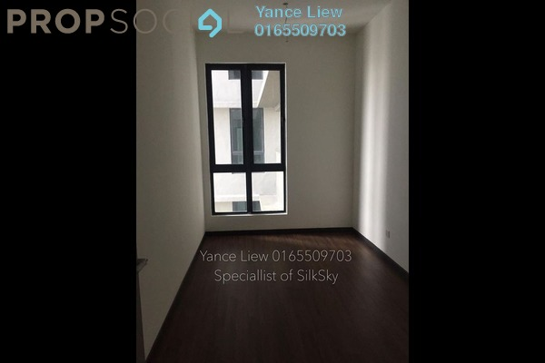 For Rent Serviced Residence at Silk Sky, Balakong Freehold Unfurnished 3R/2B 1.1k