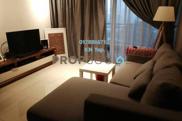 For Rent Condominium at Sutera Maya, Old Klang Road Freehold Fully Furnished 3R/2B 1.9k
