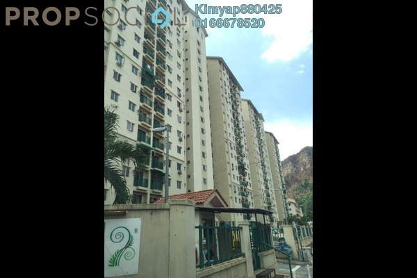 For Rent Apartment at Saujana Gombak Apartment, Batu Caves Freehold Unfurnished 3R/2B 1k