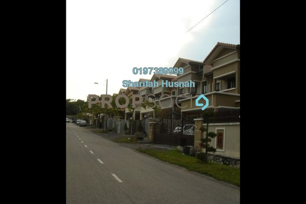 For Rent SoHo/Studio at Prima Saujana, Kajang Freehold Fully Furnished 1R/1B 1.2k