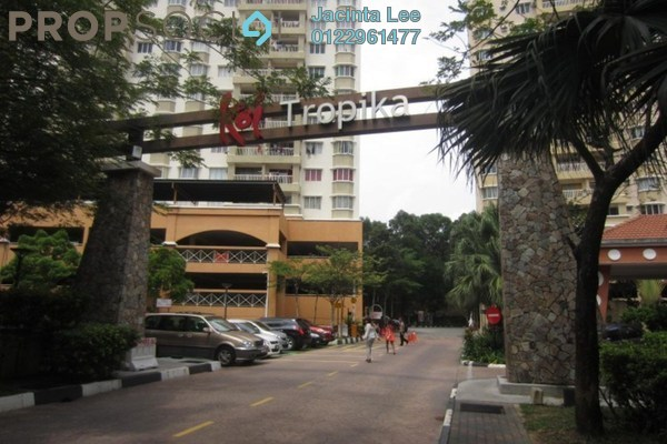 For Sale Condominium at Koi Tropika, Puchong Leasehold Unfurnished 3R/2B 370k