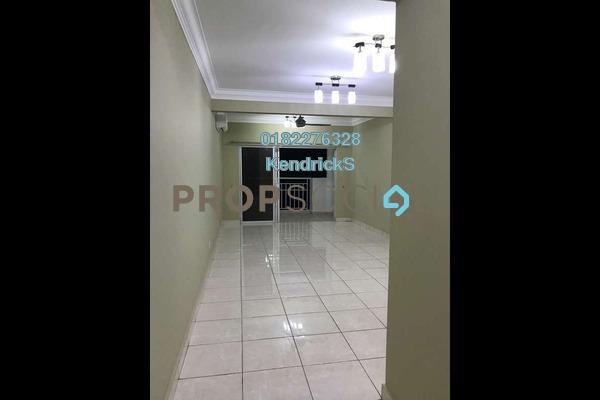 For Rent Condominium at Aseana Puteri, Bandar Puteri Puchong Freehold Semi Furnished 3R/2B 2.2k