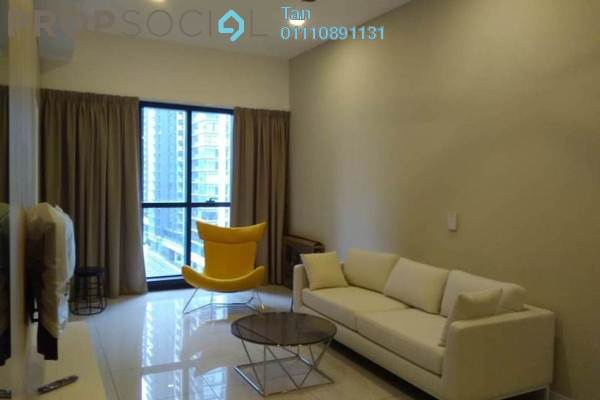 For Rent Condominium at V Residence Suites @ Sunway Velocity, Cheras Freehold Fully Furnished 2R/2B 3.2k