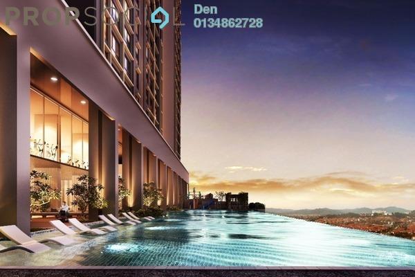 For Sale SoHo/Studio at Edusentral, Setia Alam Freehold Semi Furnished 1R/1B 299k