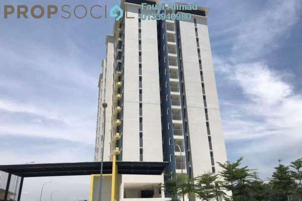For Sale Apartment at Tiara South, Semenyih Freehold Unfurnished 3R/2B 350k
