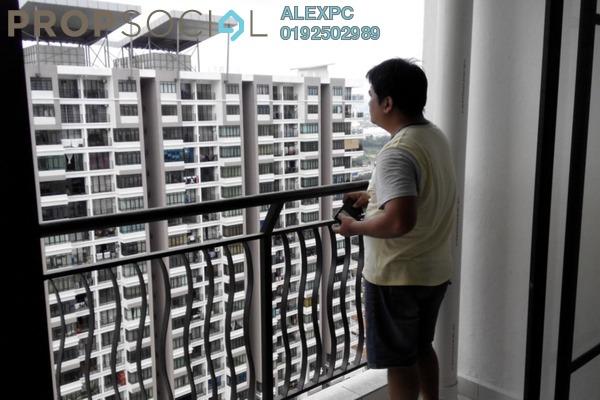 For Rent Condominium at Suria KiPark Damansara, Kepong Freehold Unfurnished 3R/2B 1k
