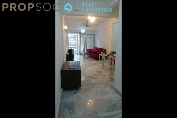 For Sale Condominium at Kestana Condominium, Bandar Menjalara Freehold Fully Furnished 3R/2B 360k