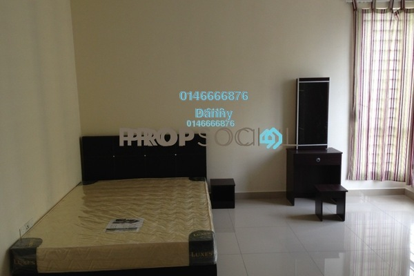 For Rent Condominium at Platinum Lake PV16, Setapak Freehold Semi Furnished 4R/2B 2.2k