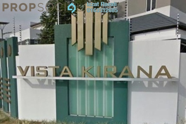 For Sale Semi-Detached at Vista Kirana, Ayer Keroh Freehold Unfurnished 5R/3B 598k