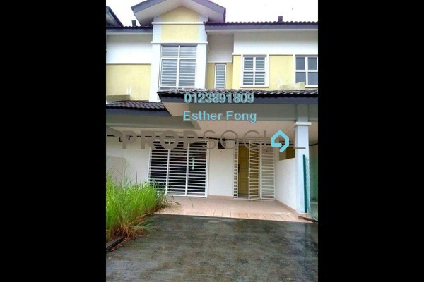 For Rent Terrace at Taman Desa Bukit Indah, Sungai Buloh Freehold Semi Furnished 4R/3B 1.3k