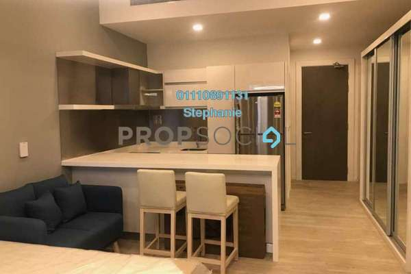 For Rent Condominium at M City, Ampang Hilir Freehold Fully Furnished 0R/1B 1.85k