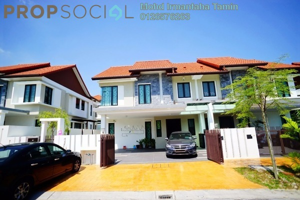 For Sale Semi-Detached at Ilmu, Alam Sari Freehold Fully Furnished 5R/6B 1.4m