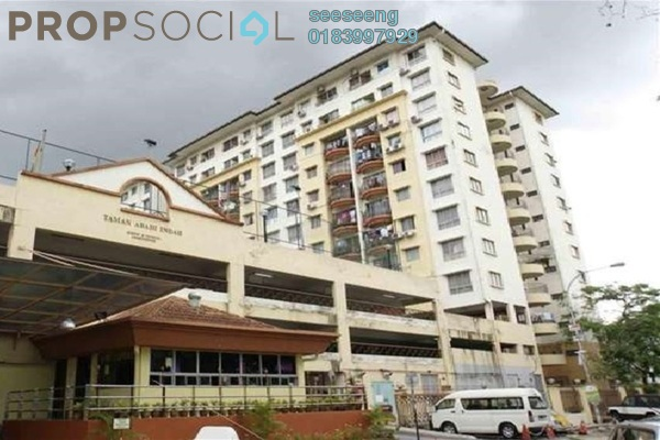 For Sale Apartment at Taman Abadi Indah, Taman Desa Freehold Unfurnished 3R/2B 300k