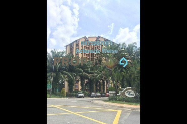 For Sale Condominium at Villamas, Sungai Buloh Freehold Fully Furnished 4R/2B 650k