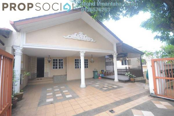 For Sale Semi-Detached at Lucky Garden, Bangsar Freehold Semi Furnished 5R/4B 2.86m