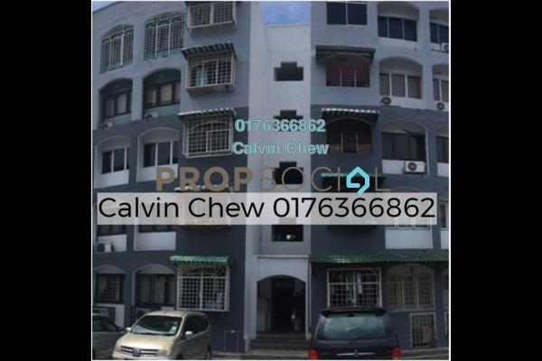 For Sale Apartment at Desa Pandan Apartment, Desa Pandan Leasehold Unfurnished 3R/0B 200k