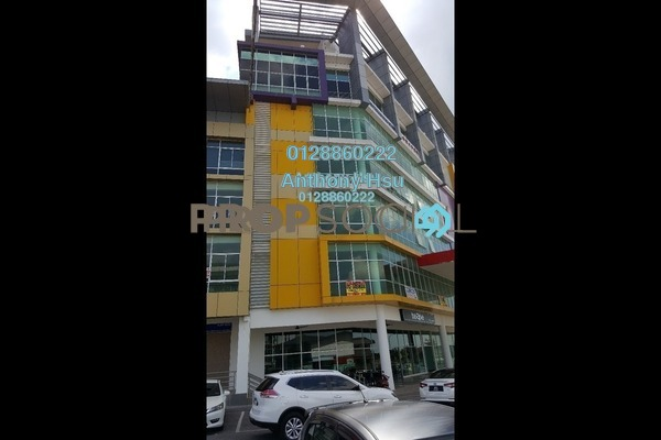 For Sale Office at iCom Square, Kuching Freehold Unfurnished 0R/0B 1.5m