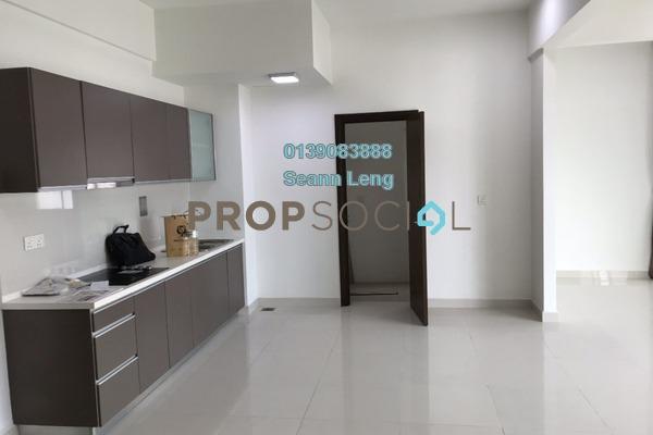 For Rent Condominium at Regalia, Putra Freehold Semi Furnished 2R/2B 3.35k