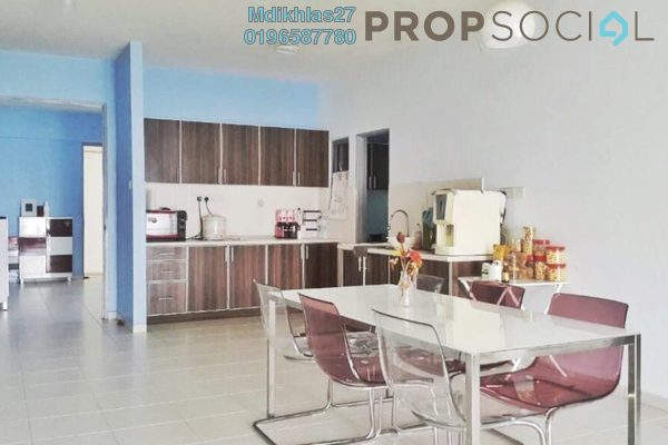 For Sale Condominium at Suria Jelatek Residence, Ampang Hilir Freehold Semi Furnished 3R/2B 600k