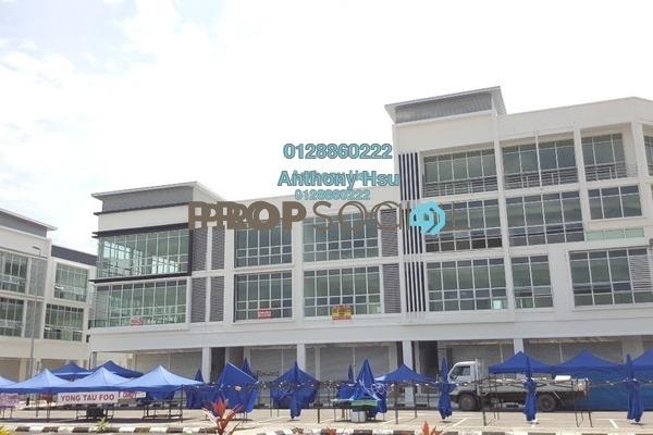 For Sale Shop at Taman Matang Jaya, Kuching Leasehold Unfurnished 0R/0B 1.4m