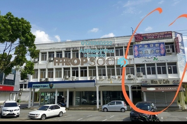 For Sale Shop at Jalan Rubber, Kuching Leasehold Unfurnished 0R/0B 1.5m