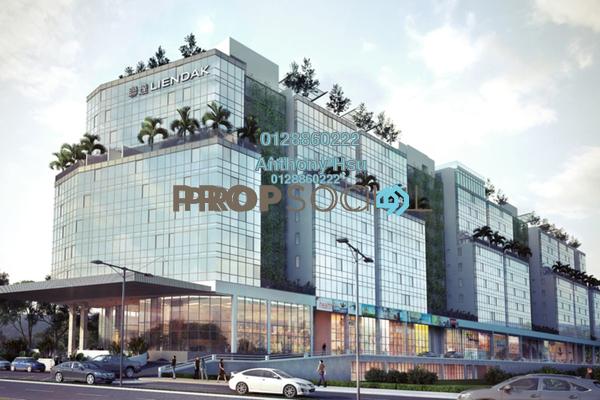 For Sale Condominium at LD Legenda, Kuching Leasehold Fully Furnished 2R/2B 341k
