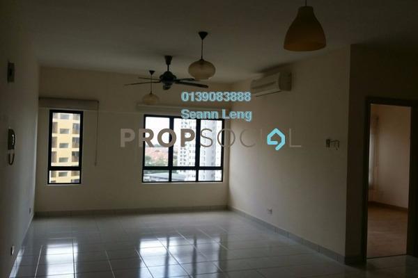 For Rent Condominium at Pelangi Damansara Sentral, Mutiara Damansara Freehold Semi Furnished 2R/2B 1.45k