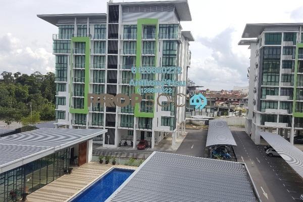 For Sale Condominium at Tribeca, Kuching Freehold Semi Furnished 3R/2B 750k
