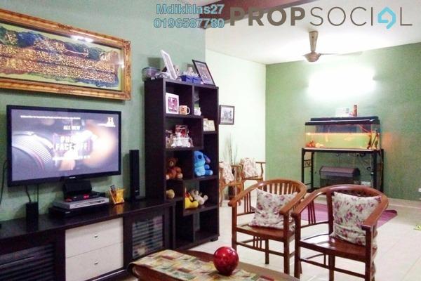 For Sale Apartment at Sri Pinang Villa, Pandan Indah Freehold Semi Furnished 3R/2B 430k